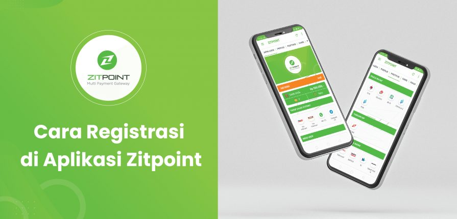 Cara Registrasi di Aplikasi Zitpoint Zitline